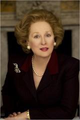 Meryl Streep, Margaret Thatcher, Jim Broadbent
